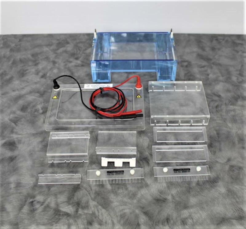 Cole Parmer 28560-10 Midi-Horizontal Gel System and Extras with 90-Day Warranty