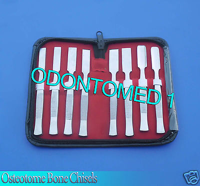 Osteotome Bone Chisels Surgical Orthopedic Instruments