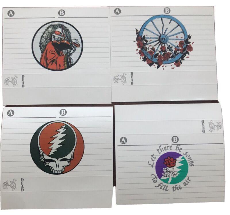 Grateful Dead J Cards 32 Cards To A Set