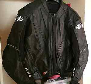 Men's Joe Rocket leather motorbike jacket Shellharbour Shellharbour Area Preview