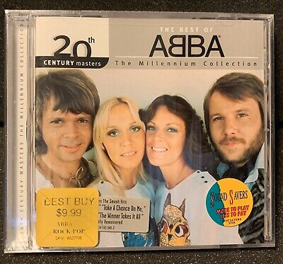 20th Century Masters-The Millennium Collection The Best of ABBA Brand New Sealed