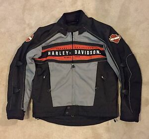 Harley Davidson Mesh Motorcycle Jacket Men's Switchback M Lane Cove Lane Cove Area Preview