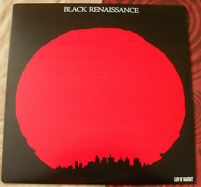 BLACK RENAISSANCE -BODY, MIND AND SPIRIT- LUV N' HAIGHT LHLP037- REISSUE 2002