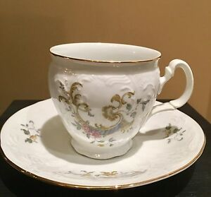 Find Bohemian China, Belfor From  Czechoslovakia