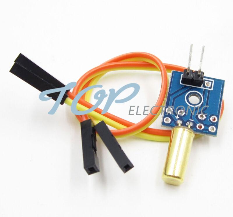 5PCS Tilt Sensor Module Vibration Sensor for Arduino STM32 AVR Raspberry Pi