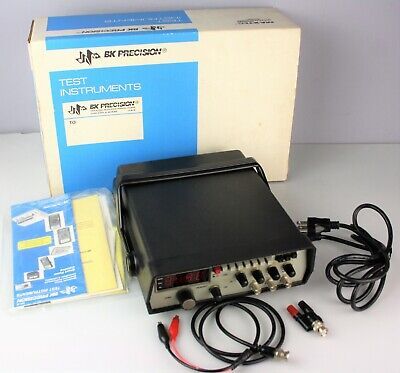 Bk Precision Function Generator Model 3011b 2 Mhz Digital Display