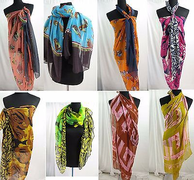 US SELLER-bulk 12 Women's Scarves in Style long shawl wrap scarf stole sarong](Scarves In Bulk)