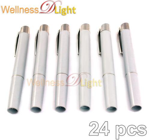 Wdl New 24 Emergency Medical Penlights Diagnostic Ent Emt  Instruments
