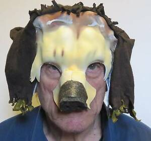 DOG MASK - great for dress-up Party - WOOF! Crafers Adelaide Hills Preview