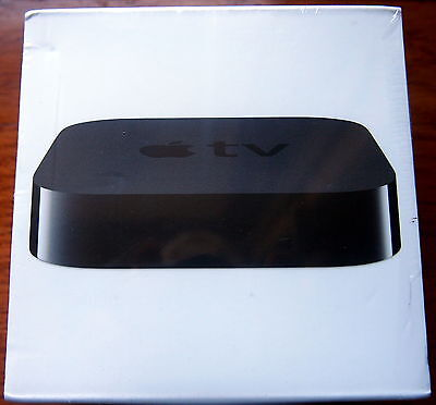 Brand name new shrink-wrapped Apple TV 2 ATV2 (2nd Formation) MC572LL/A  A1378