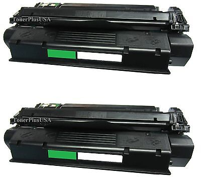 2pk C7115A 15A Toner Cartridge For HP LaserJet 1000 1200 3300 3380 3330 3320