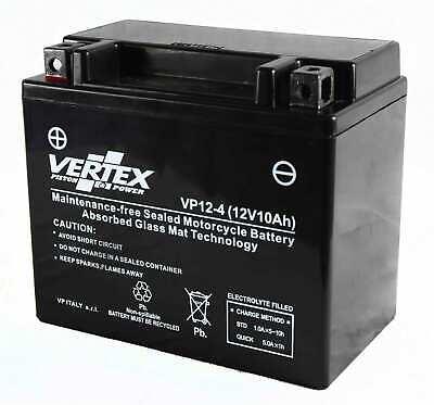 Vertex Battery For Daelim VL 125 Fi Daystar 2013- 2016