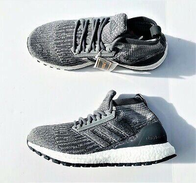 Adidas UltraBOOST All Terrain Continental Running Shoes CG3799 Grey Women's Sz 7