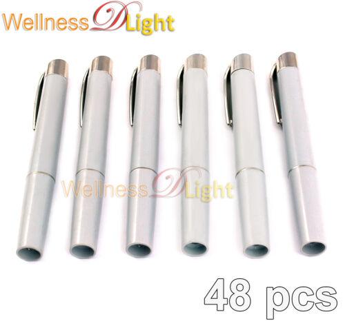 Wdl New 48 Penlights Diagnostic Ent, Emt Emergency Medical Instruments