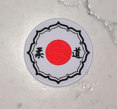 Нашивка Judo sakura IRON ON PATCH