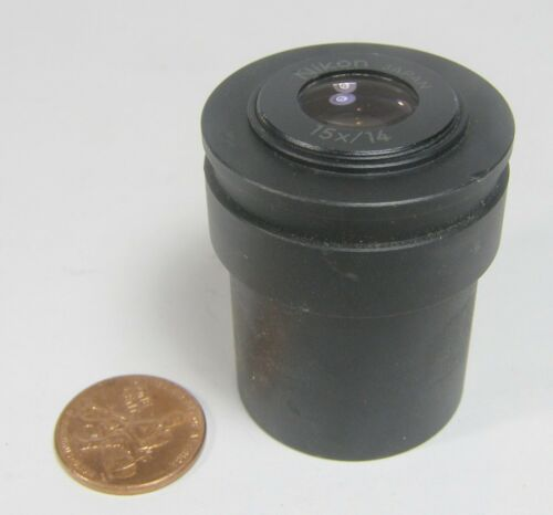 Nikon Microscope Eyepiece 1ct. 15X/14