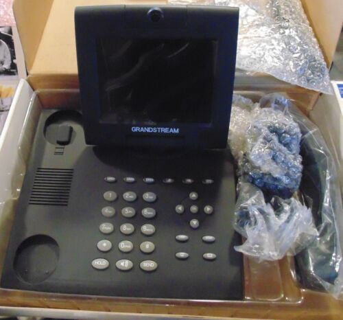 Grandstream GXV3000 IP Video Corded Business Phone 963-01001-31D NIB