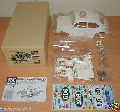 Tamiya 51406 Sand Scorcher (2010) Body Parts Set (SRB/Rough Rider/Ranger) NIB