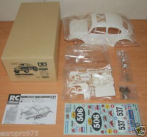 Tamiya 51406 Sand Scorcher (2010) Body Parts Set (SRB/Rough Rider/Ranger) NIB