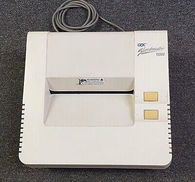 GBC Shredmaster 1036S Paper Shredder