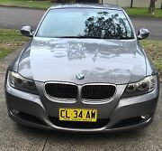 2009 BMW 320D EXECUTIVE E90 AUTO MY09 Kanwal Wyong Area Preview