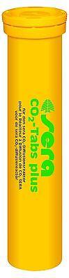 Sera CO2 Tabs plus Pflanzendüngung  - 3 x 20 Tabs