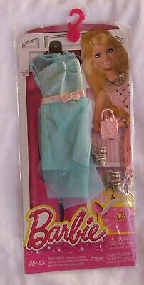 BARBIE FASHIONS 2014 - fancy blue sparkly dress - Barbie Fancy Dress