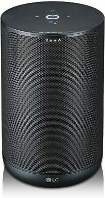 LG Electronics ThinQ Speaker with Google Assistant Built-In WK7