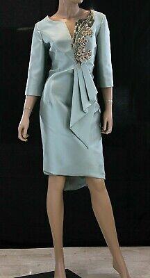 Abito da Cerimonia Donna AS Selection Nuria Evening Cocktail Dress Taglia 52...