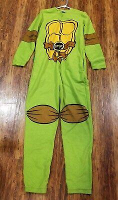 Adult Ninja Suit (Nickelodeon TMNT Teenage Mutant Ninja Turtles Med Adult One Piece Union)