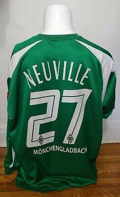 Lotto XXL 2005-06 Monchengladbach Away Soccer Football Jersey #27 Neuville image