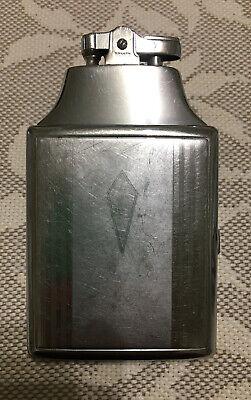 Vintage Robson Mastercase Combination Lighter and Cigarette Case