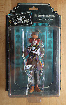Alice im Wunderland - Mad Hatter - Hutmacher - Johnny Depp - Actionfigur