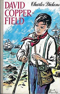 David Copperfield Charles Dickens Winkler Verlag Taschenbuch Erstausgabe 1954