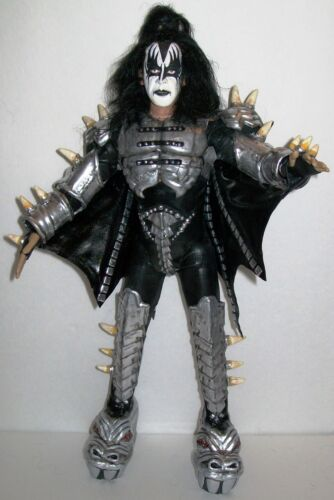 KISS GENE MONSTER 1:6 FIGURE SCALE 12 INCH REPLICA CUSTOM CRAFTED DOLL