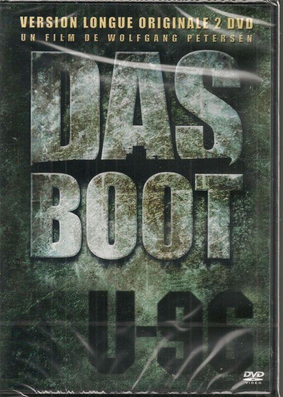 DVD *** Das Boot - Le Bateau *** version  longue 2 DVD