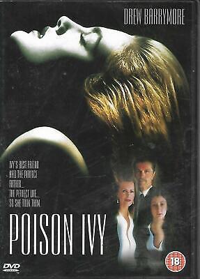 Poison Ivy DVD Drew Barrymore Sara Gilbert Tom Skerritt