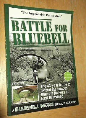 Battle for Bluebell - The Improbable Restoration (A Bluebell News Special)