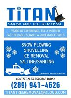 Snow Removal in the Greater Hamilton Area