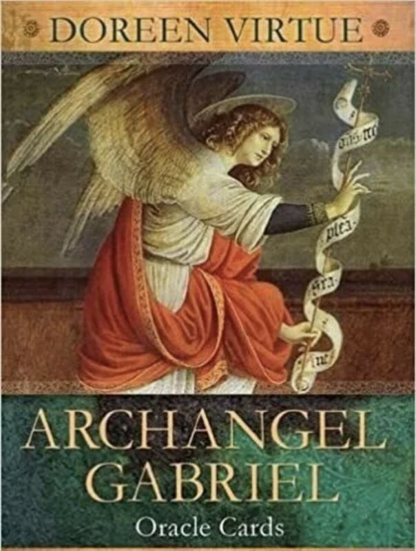 New Archangel Miguel Oracle Cards: A 44 Card Deck Healing Energy Chakra