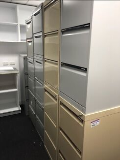 Filing Cabinets for immediate pickup