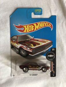 Hot Wheels '67 Camaro Super Treasure Hunt