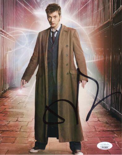David Tennant Doctor Who Autographed Signed 8x10 Photo JSA COA 2019-2