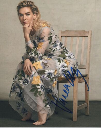 Vanessa Kirby Mission Impossible Autographed Signed 8x10 Photo COA 2019-5