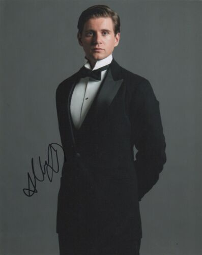 Allen Leech Downton Abbey Autographed Signed 8x10 Photo COA EF601