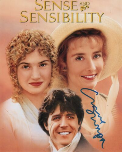 Emma Thompson Sense and Sensibility Autographed Signed 8x10 Photo COA AC25