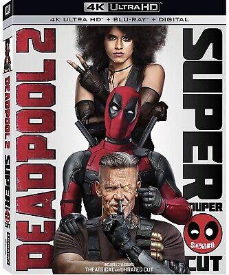 Deadpool 2 4K