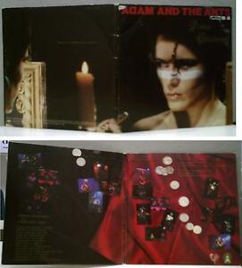 """ADAM AND THE ANTS - PRINCE CHARMING / CHRISTIAN D'OR - 7"""" 1981 - gatefold VG/EX - Italia - ADAM AND THE ANTS - PRINCE CHARMING / CHRISTIAN D'OR - 7"""" 1981 - gatefold VG/EX - Italia"""