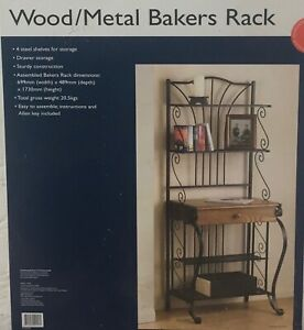 Homemaker Bakers Rack stand Cordeaux Heights Wollongong Area Preview