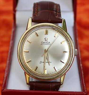 OMEGA Seamaster 552 Vintage - Gold Plated Automatic Mens Watch#19632986